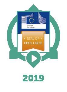 Sello de excelencia de la Unión Europea