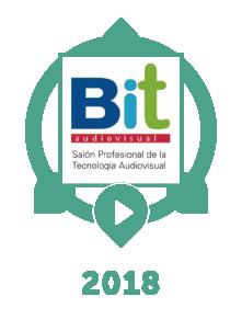 Bit Innova - SALÓN PROFESIONAL DE LA TECNOLOGÍA AUDIOVISUAL